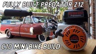 build predator engine