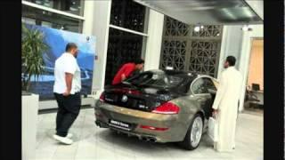 Hasan Kutbi Testing Passion for Performance , The BMW Roadshow 2010 -Jeddah Saudi Arabia -JRW