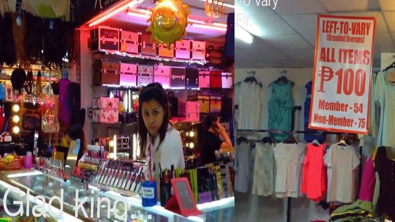 68569bd28e7 Divisoria Shopping   Left to Vary - YouTube