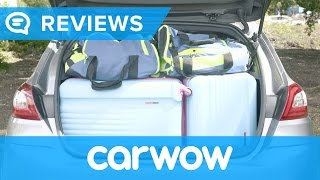 Peugeot 308 2017 Hatchback practicality review | Mat Watson Reviews