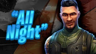 """""""All Night"""" - Fortnite Battle Royale Montage"""