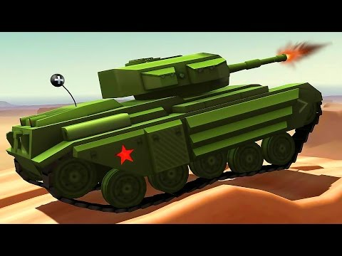 МАШИНЫ МОНСТРЫ #2 Игровой мультик про машинки танки тачки для детей мультфильм гонки на машинах MMX