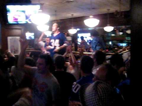 CITYLOVE Buffalo Bills - McFadden's NYC - Shout Song