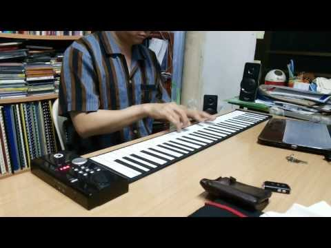 Piano Roll Up  Mozart