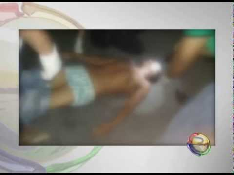 JORNAL TV RIO   05 06 2015   HOMEM É ASSSASSINADO COM 11 TIROS EM PIRAPORA