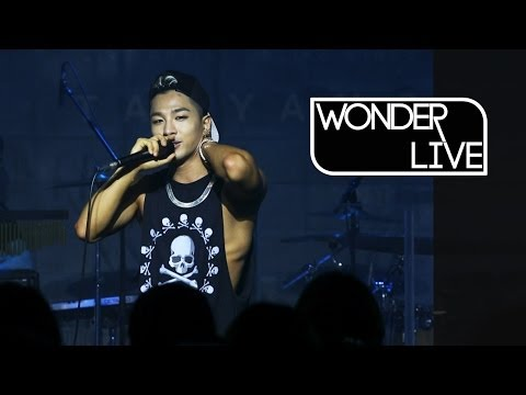 WONDER LIVE Ep.1: TAEYANG(태양) _ 1AM(새벽한시) & Body(아름다워) & Love You To Death [ENG/JPN/CHN SUB]