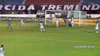 Copa do Brasil: Gols da vitória do Goias diante do Itabaiana.