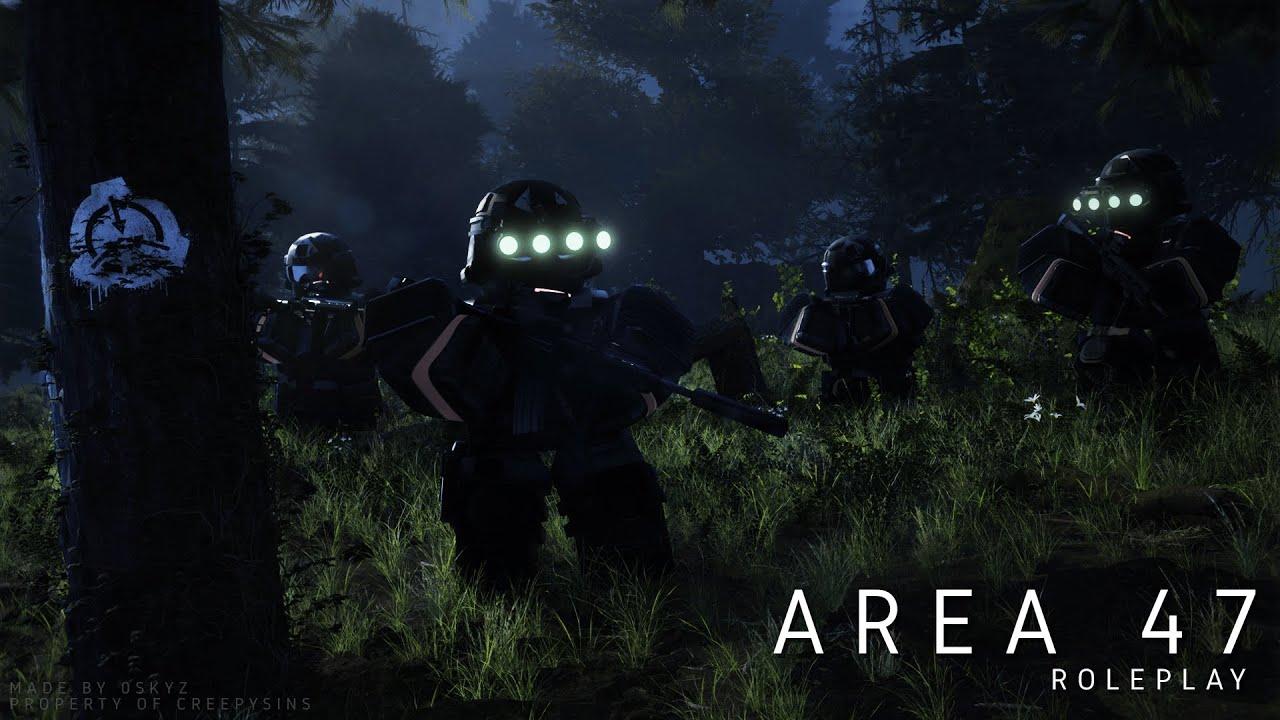 Area 47: Christmas Update Trailer