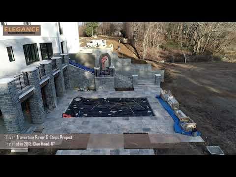 Silver Travertine Project in Glen Head for NT