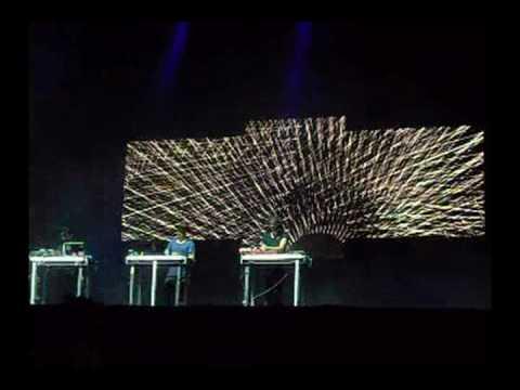 Moderat - Prototype (Modeselektor remix) Live @ Electrovenice 10/07/2010