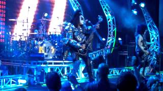 KISS KRUISE III , 1ST SHOW , ANYTHING FOR MY BABY