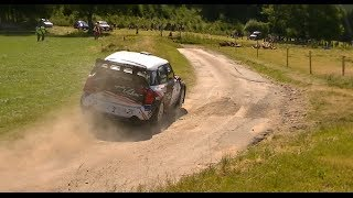 Rallye de Lorraine 2014 Attack & Mistakes   HD