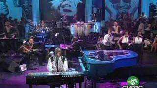 Stevie Wonder - You Are The Sunshine, Superstition (Live in London, 1995)