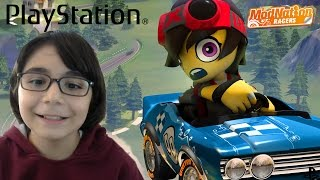 Playstation Modnation Racers Ps3 Babamla Oynadım - Bkt