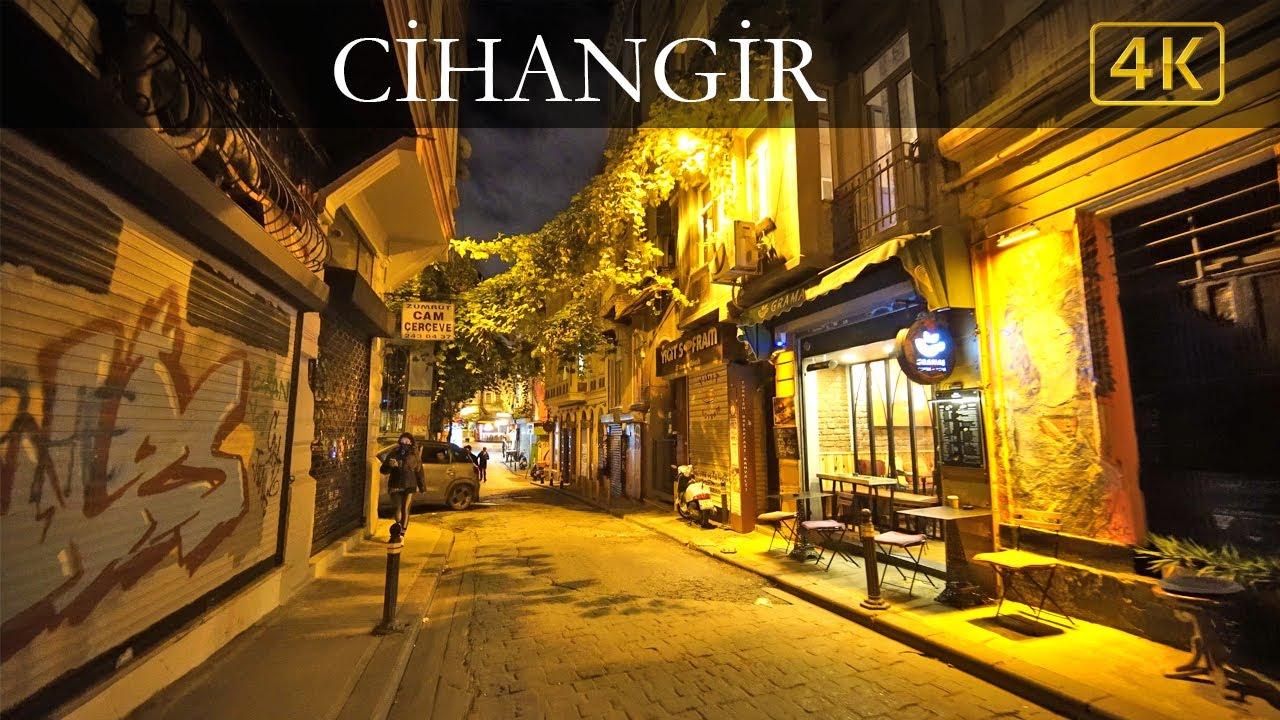 Istanbul Cihangir   Istanbul Streets
