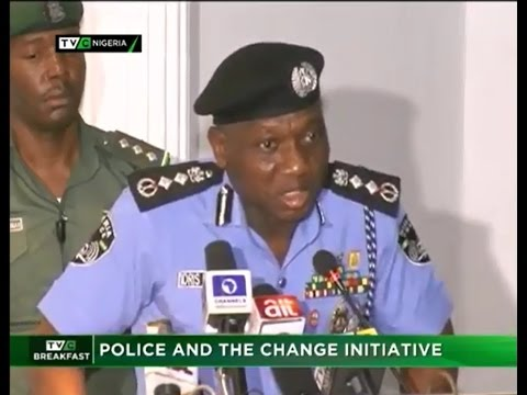 NIGERIA POLICE AND THE CHANGE INITIATIVE - ACP Abayomi Shogunle
