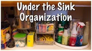 Under the Sink Organization (Kitchen Series 2013)