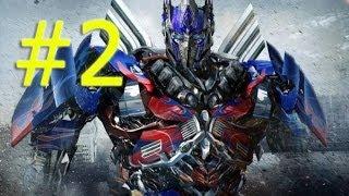 Transformers Rise of the Dark Spark прохождение часть 2 - Затерянное Хранилище [HD 1080p]