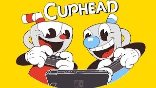 Cuphead Nintendo Switch Trailer + Gameplay HD