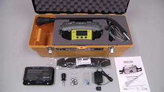 SENSIT PMD Portable Methane Detector Quick Start Guide