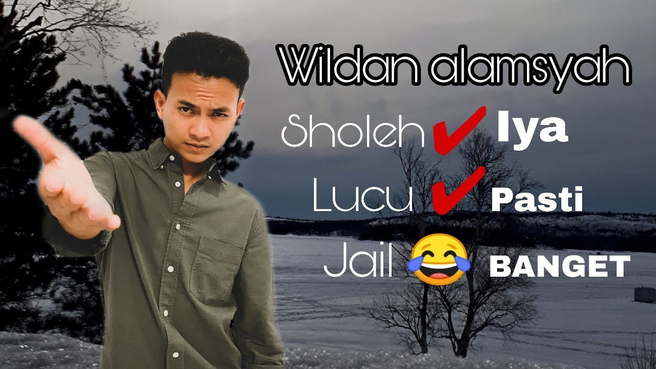 All About Wildan Alamsyah Sultan Akbar Subhanallah Youtube