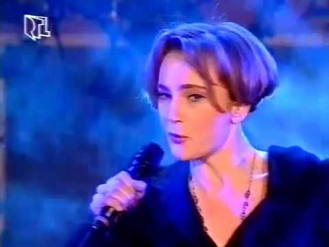 Patricia Kaas - Bambi 1991 - Les mannequins d'osier