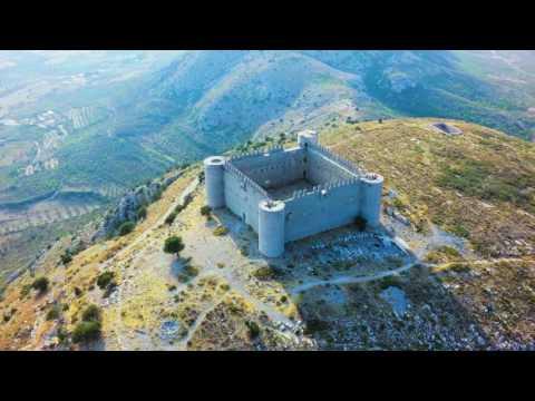 Castell Montgrí l