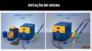 TOP EQUIPAMENTOS DE BANCADA PARA MANUTENÇÃO AVANÇADA DE SMARTPHONES