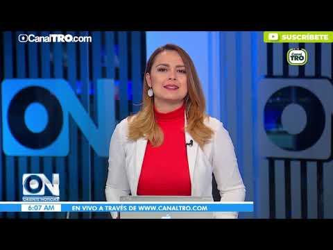Oriente Noticias primera emisión 12 de agosto