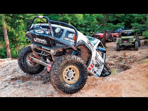 Final Day at Flat Nasty Off-Road Park! Part 5 - 2014 Ultimate Adventure Week