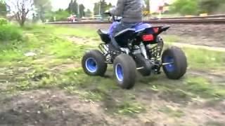 видео Детские квадроциклы на бензине от 10 лет: обзор, характеристики, производители, отзывы