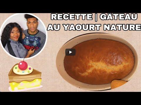 recette-|-gÂteau-au-yaourt-nature-sucrÉe-🍰🍰