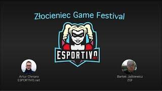 Podcast Esportivo #11 - Złocieniec Game Festival