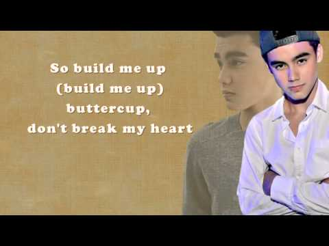 Bailey May - Build Me Up, Buttercup Lyrics