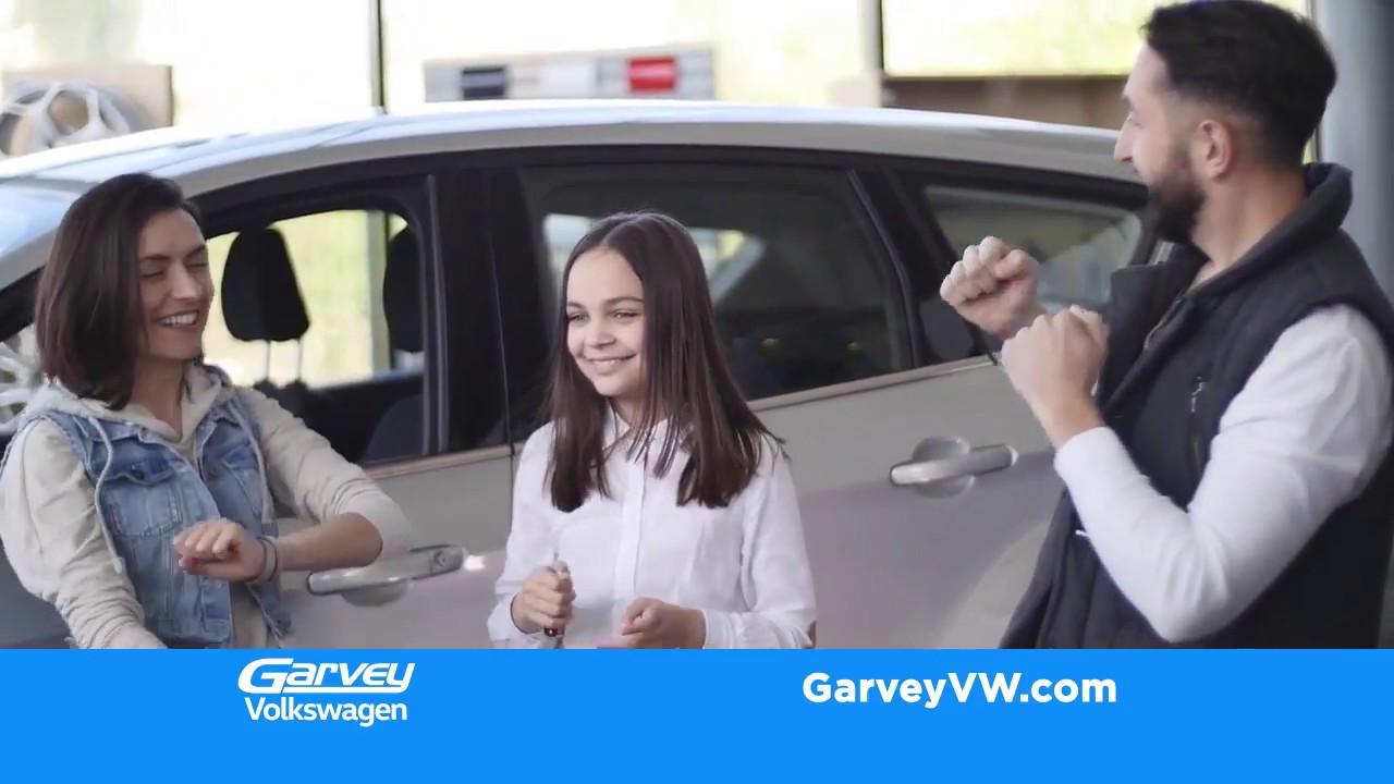 Garvey Volkswagen | Get It at Garvey | Happy Family - YouTube