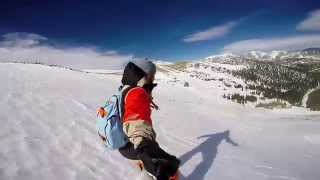 Colorado Backcountry Snowboarding & Skiing