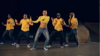 Maymouna Dance performing KINGS OF DANCEHALL