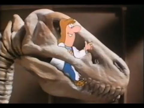 1989 Tetley Tea Natural History Museum Advert