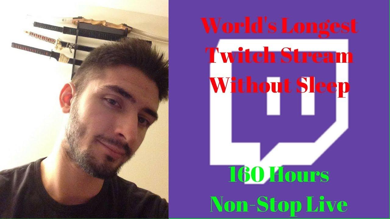 non stop stream