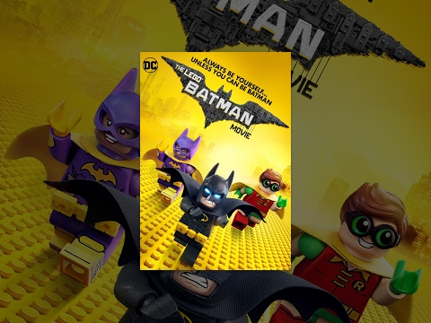 The LEGO® Batman Movie