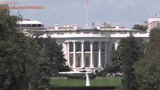 HD Washington DC Air Force One Helicopter White House - youtube.com/tanvideo11