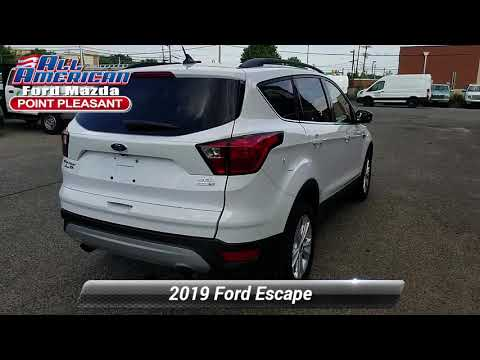 Used 2019 Ford Escape SEL, Point Pleasant, NJ 19W0404FC