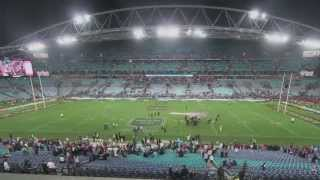 ANZ Stadium - The P.A. People do time lapse (Courtesy of ANZ Stadium)