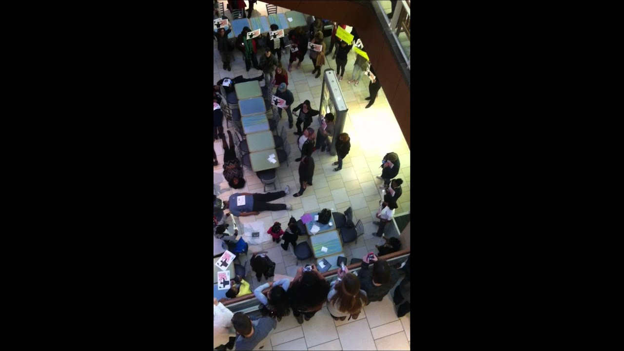 Protests At Park Plaza Mall Little Rock Ar 12 7 14 Youtube