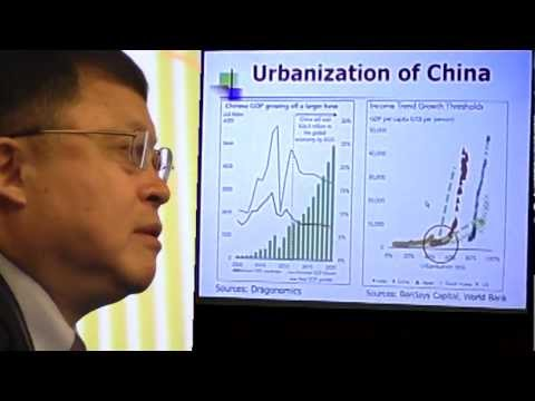 Jiang Mianheng - Why Nuclear Power in China? Thorium & the Energy Outlook of China @ ThEC12