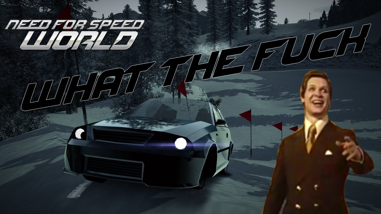 Need For Speed World Offline