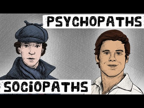 Sociopath Vs Psychopath Test - The Differences