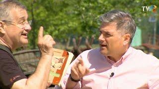 Politică şi delicateţuri, cu Mircea Dinescu, la TVR1