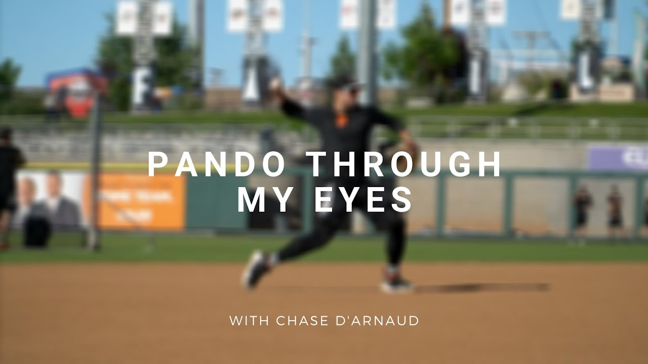 Chase d'Arnaud: Pando Through My Eyes