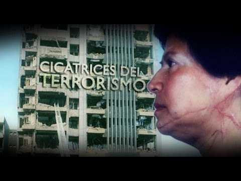 Cicatrices del Terrorismo - Testigo Directo HD